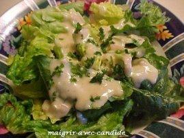 salade de batavia sauce moutarde maigrir avec candide. Black Bedroom Furniture Sets. Home Design Ideas