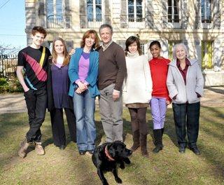 Famille d'accueil saison 1